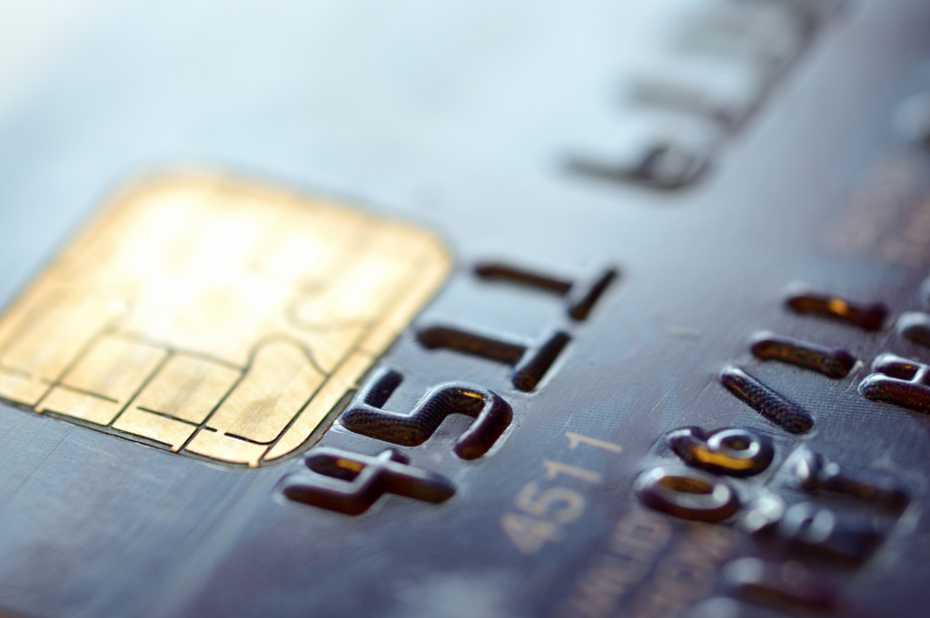 a picture of a credit card